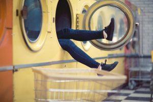wash shoe with washing machine