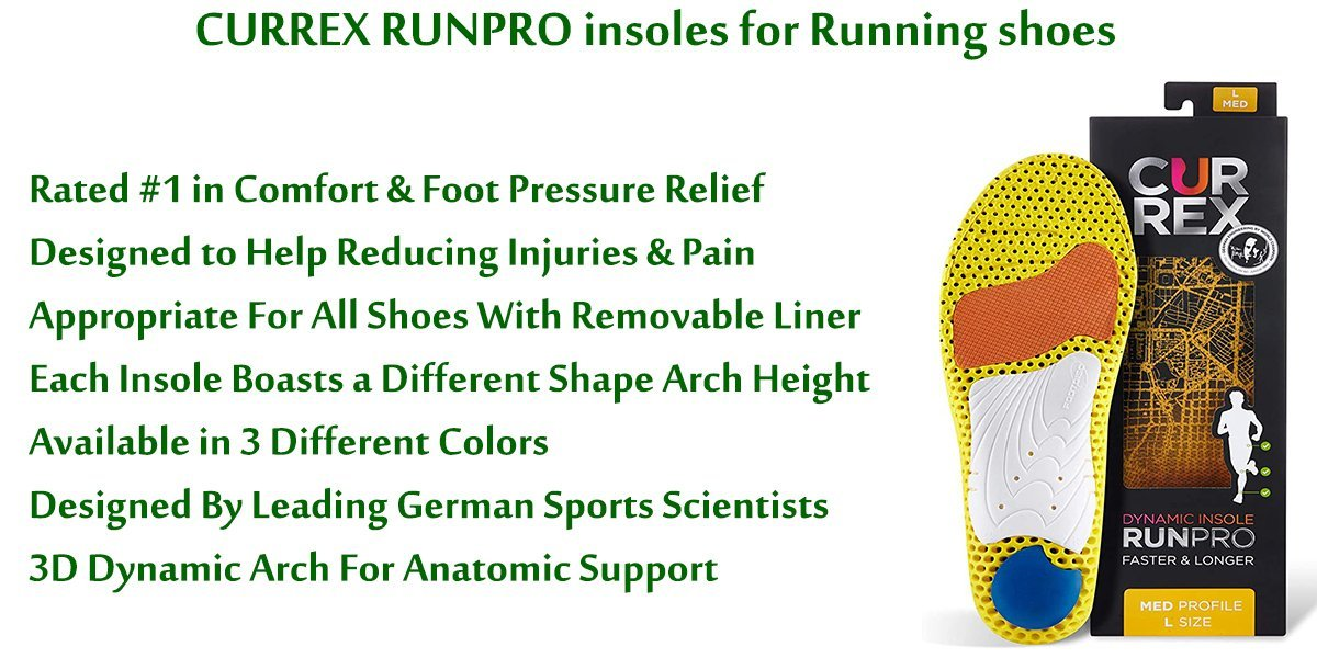 CURREX-RUNPRO-insoles-for-Running-shoes