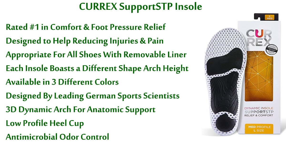 CURREX-SupportSTP-Insole