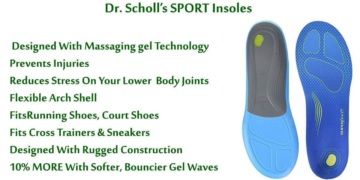Dr.-Scholl's-SPORT-Insoles