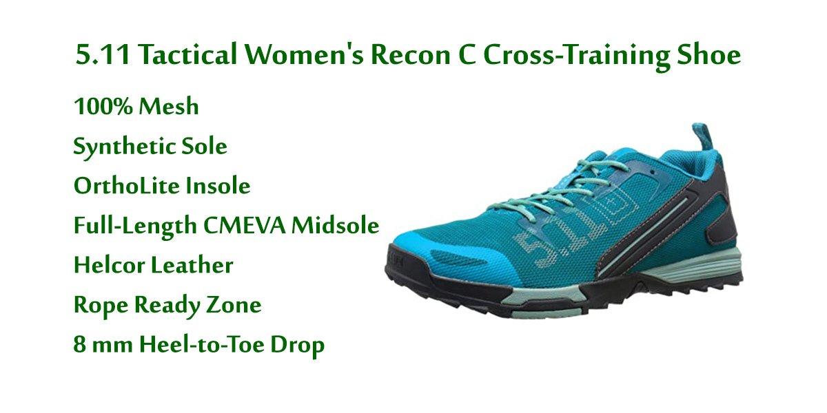5.11-Tactical-Women's-Recon-C-Cross-Training-Shoe