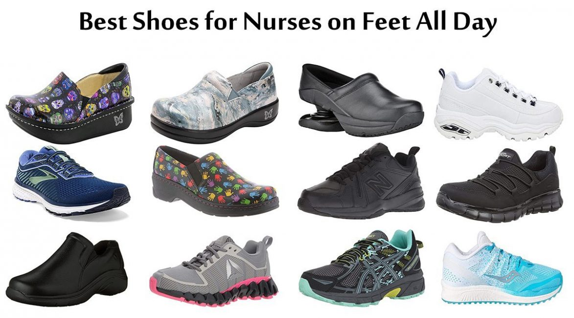 Top 13 Best Shoes For Nurses On Feet