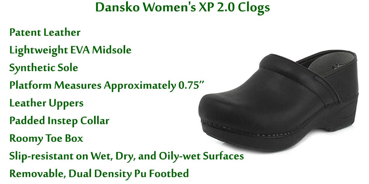 Dansko-Women's-XP-2.0-Clogs