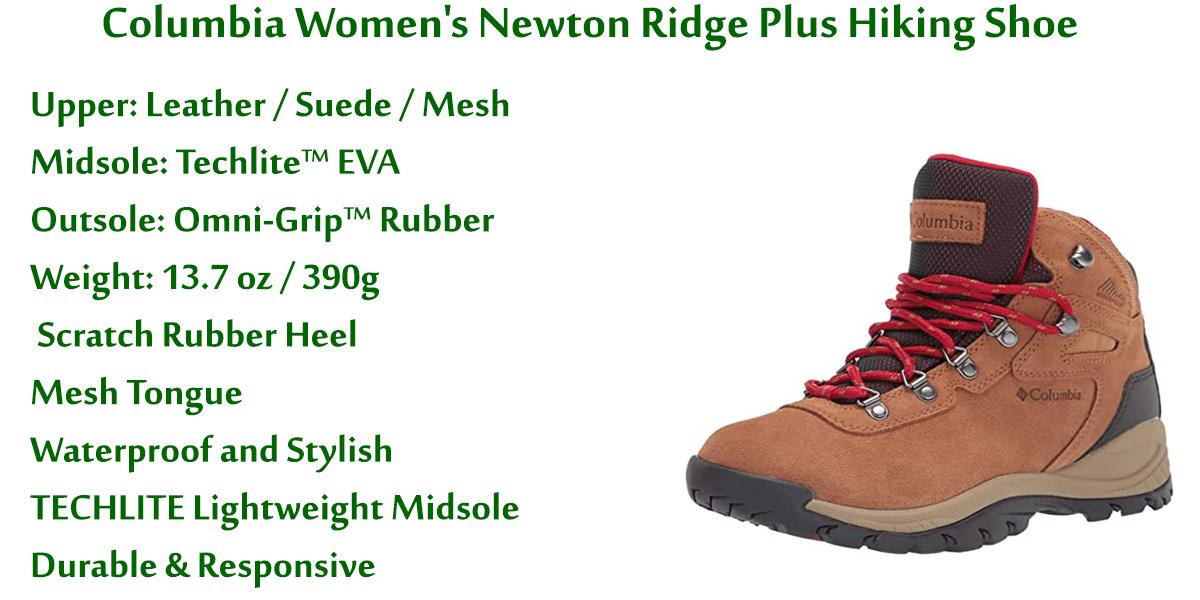 Columbia-Women's-Newton-Ridge-Plus-Hiking-Shoe