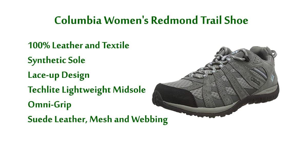Columbia-Women's-Redmond-Trail-Shoe