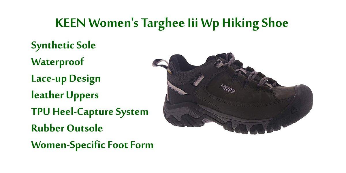 KEEN-Women's-Targhee-Iii-Wp-Hiking-Shoe
