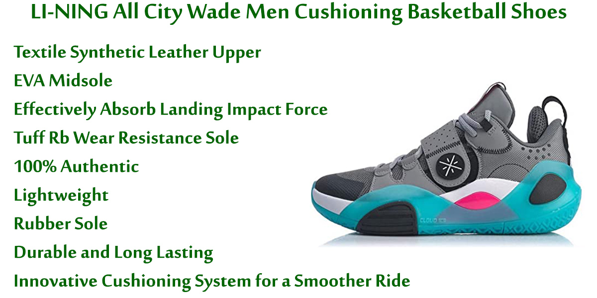 LI-NING-All-City-Wade-Men-Cushioning-Basketball-Shoes