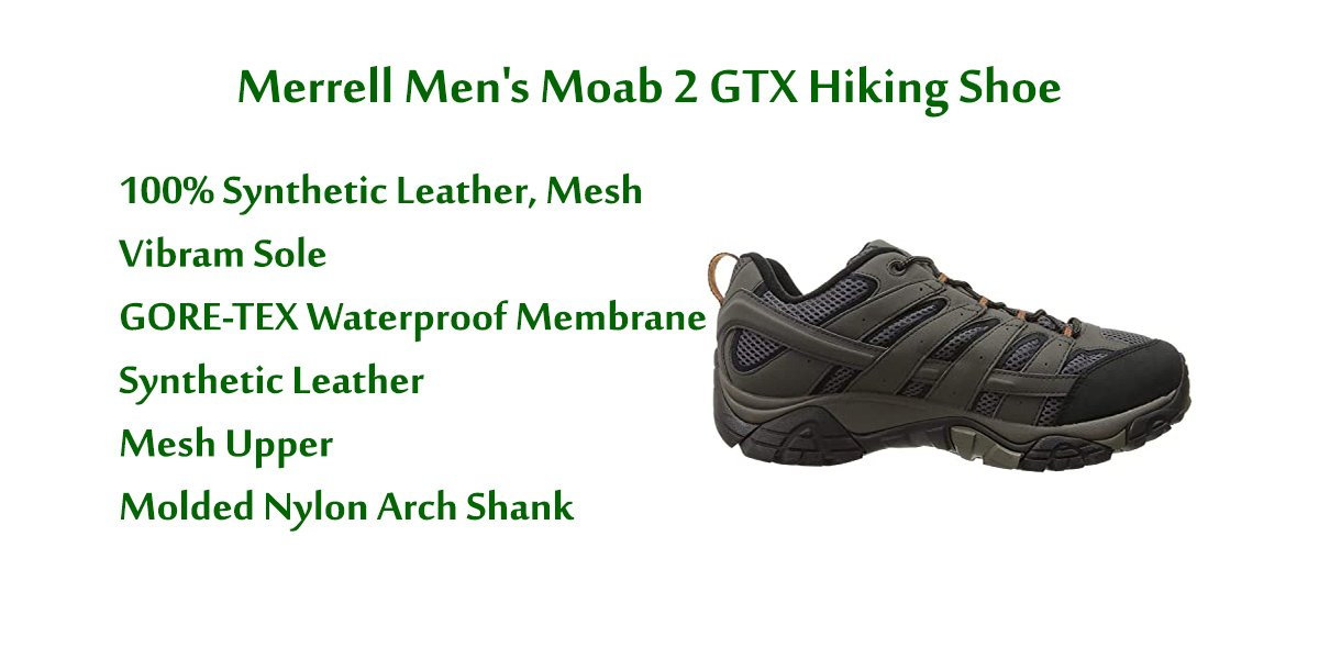 Merrell-Men's-Moab-2-GTX-Hiking-Shoe