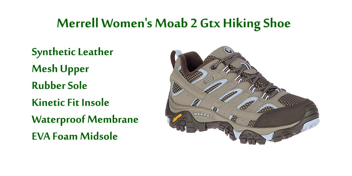 Merrell-Women's-Moab-2-Gtx-Hiking-Shoe