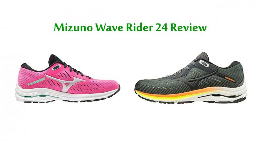Mizuno Wave Rider 24 Review