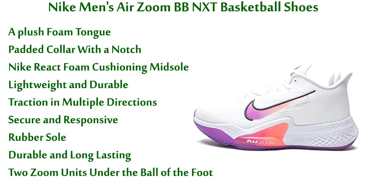Nike-Men's-Air-Zoom-BB-NXT-Basketball-Shoes