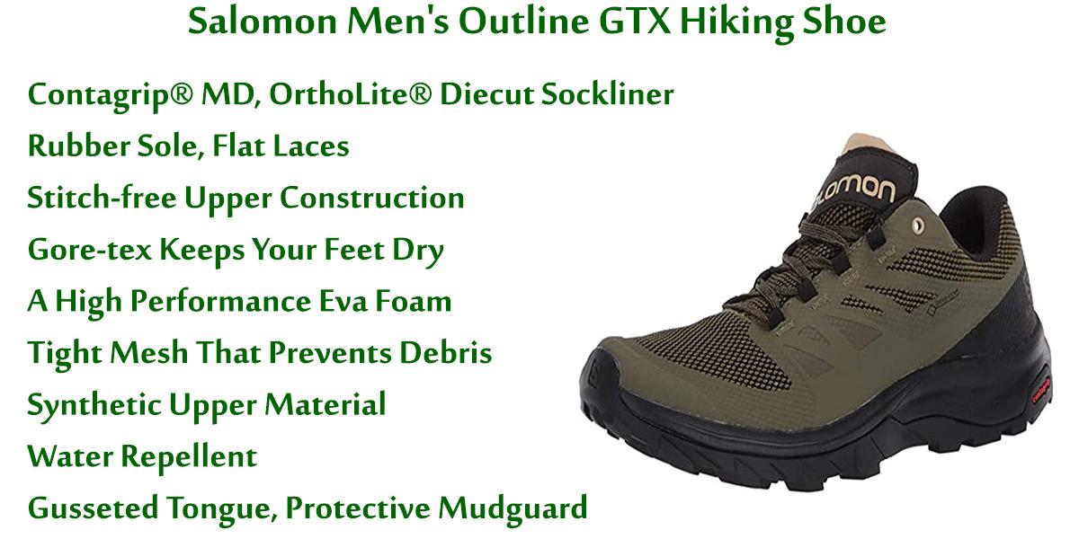 Salomon-Men's-Outline-GTX-Hiking-Shoe