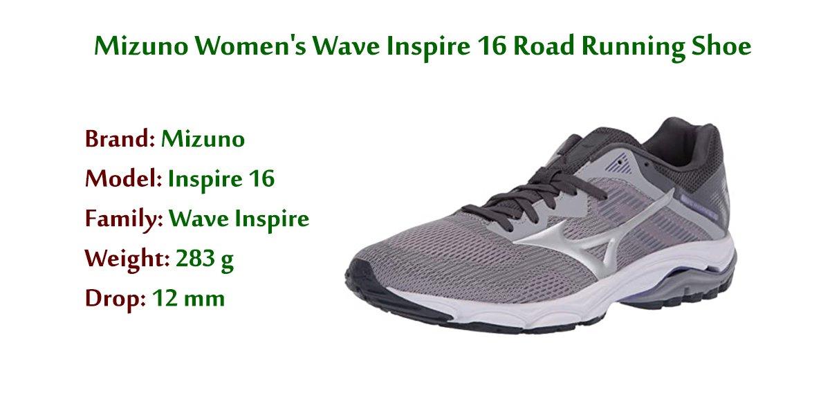 Mizuno-Women's-Wave-Inspire-16-Road-Running-Shoe