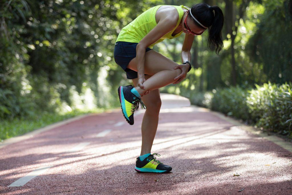 Choosing Running Shoes for Shin Splints
