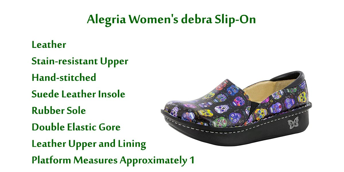 Alegria-Women's-debra-Slip-On