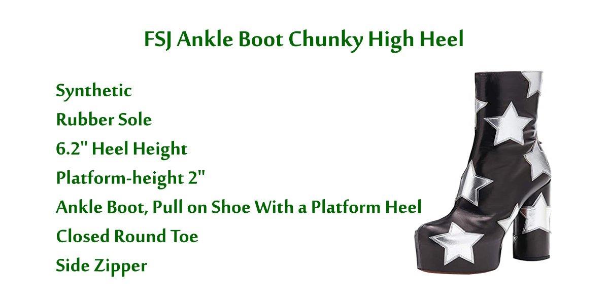 FSJ-Ankle-Boot-Chunky-High-Heel