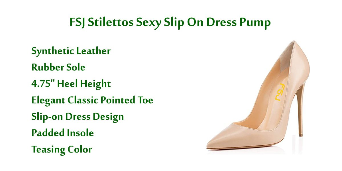 FSJ-Stilettos-Sexy-Slip-On-Dress-Pump