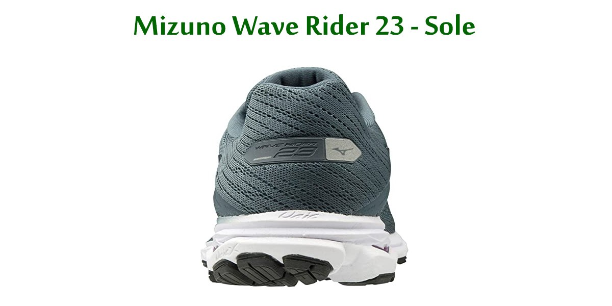 Mizuno-Wave-Rider-23-Sole