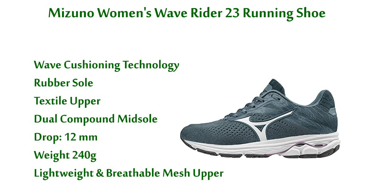 Mizuno-Women's-Wave-Rider-23-Running-Shoe