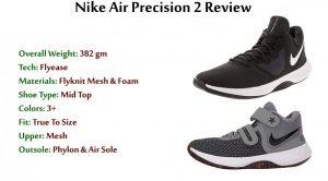 Nike Air Precision 2 Review