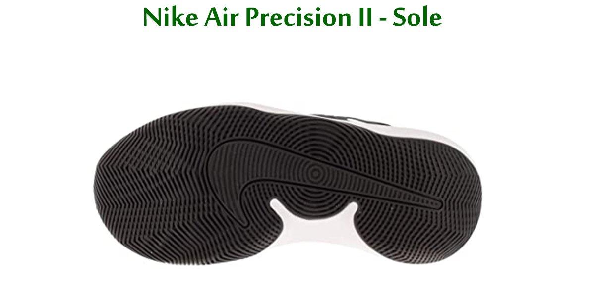 Nike-Air-Precision-II-sole