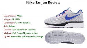 Nike Tanjun Review