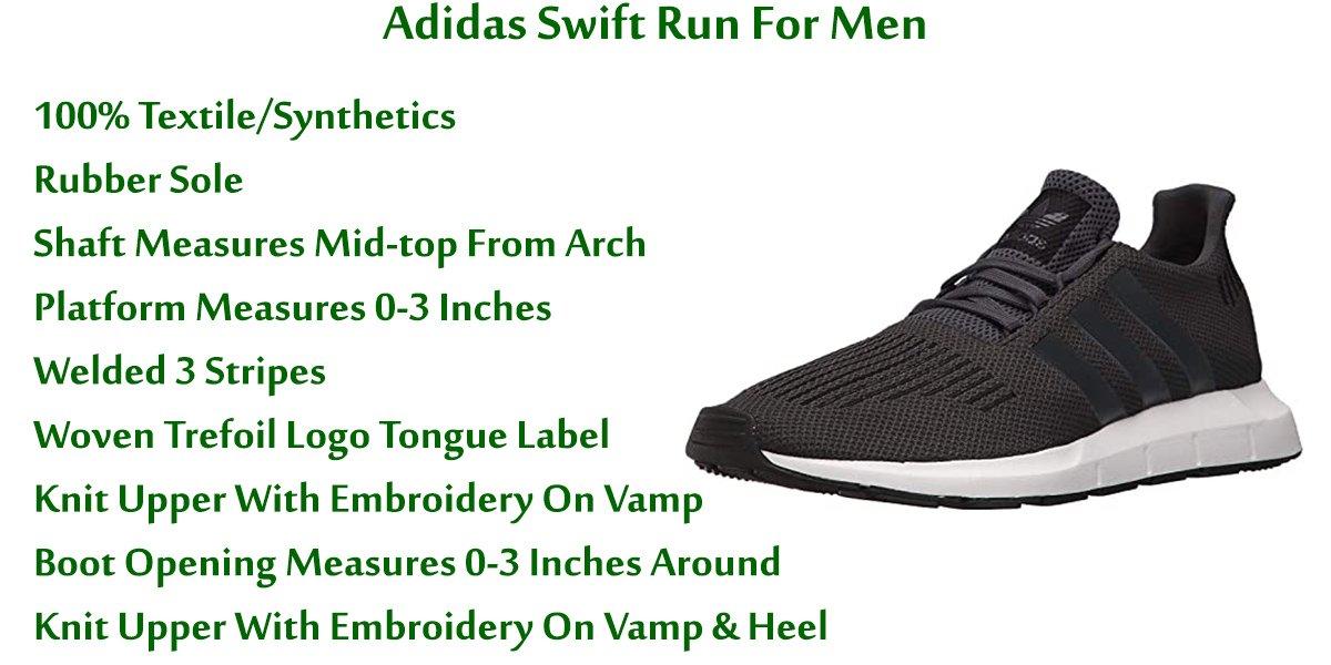 Adidas Swift Run For Men