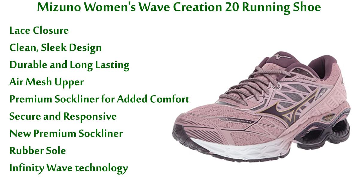Mizuno-Women's-Wave-Creation-20-Running-Shoe