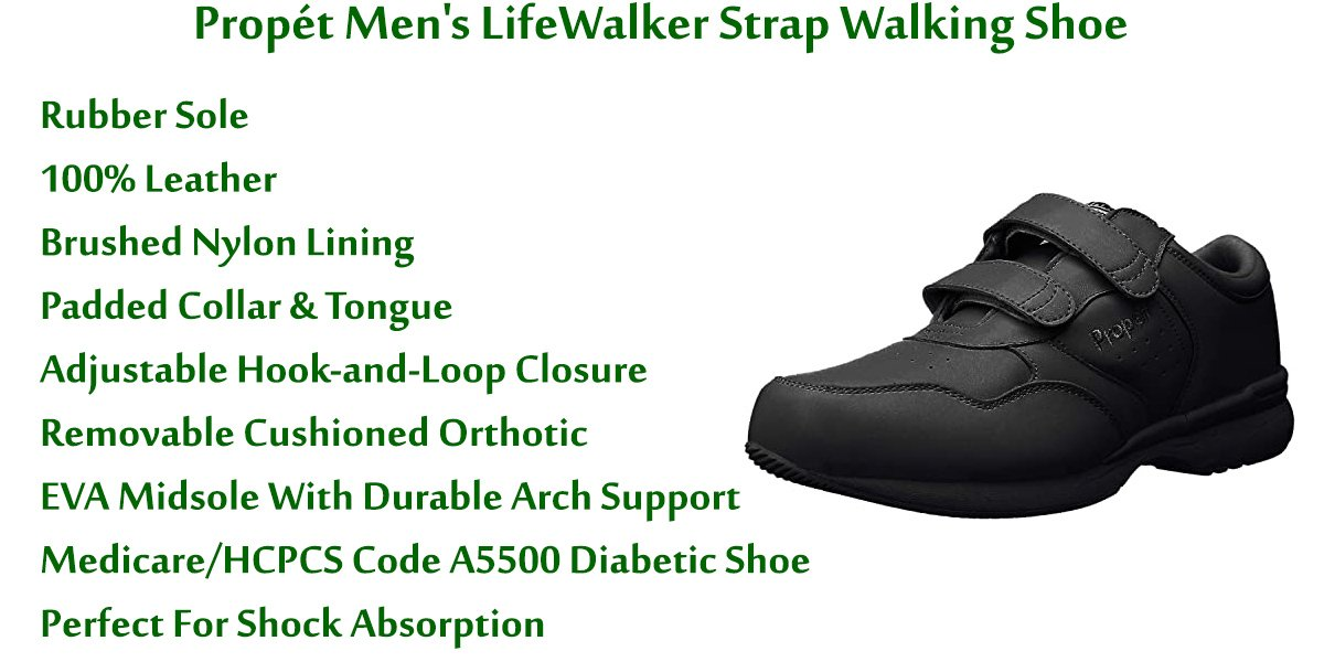 Propét-Men's-LifeWalker-Strap-Walking-Shoe