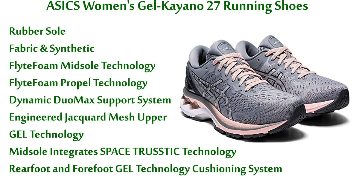ASICS-Women's-Gel-Kayano-27-Running-Shoes