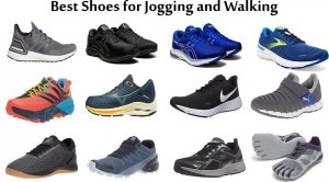 Best Shoes for Jogging and Walking