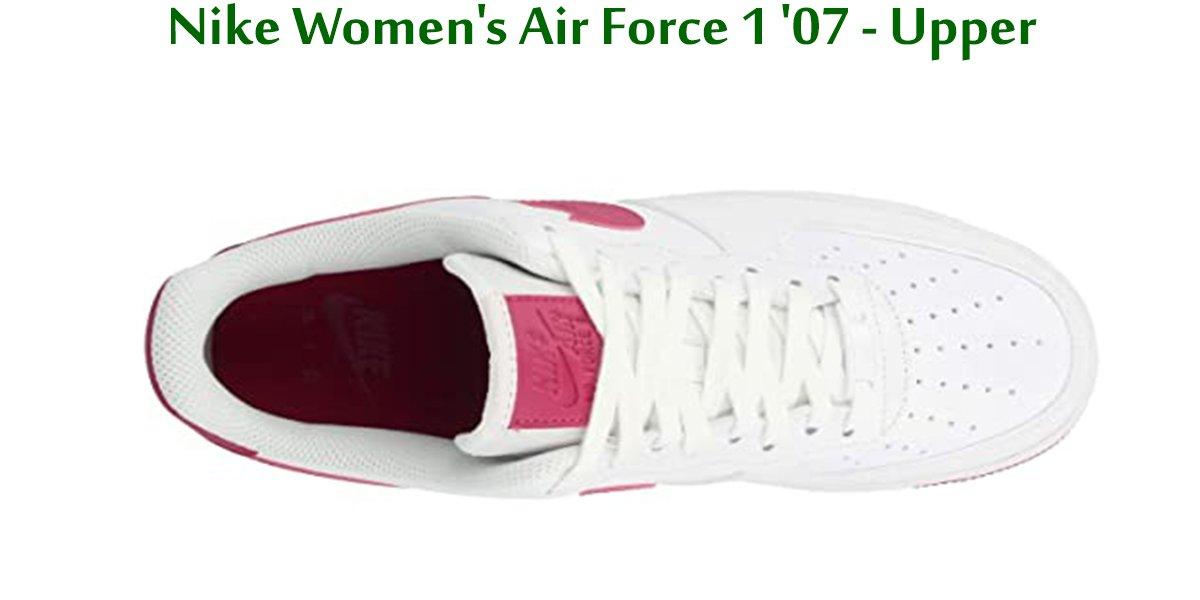 Nike-Women's-Air-Force-1-'07-Upper