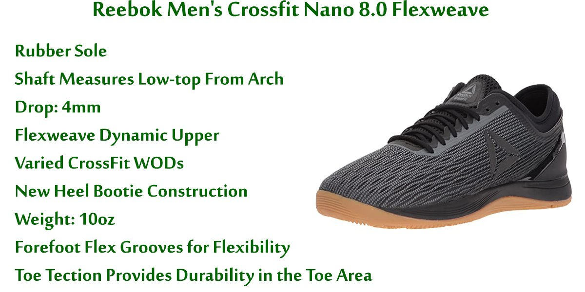 Reebok-Men's-Crossfit-Nano-8.0-Flexweave
