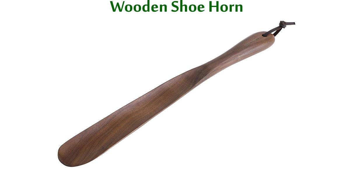 Wooden-Shoe-Horn