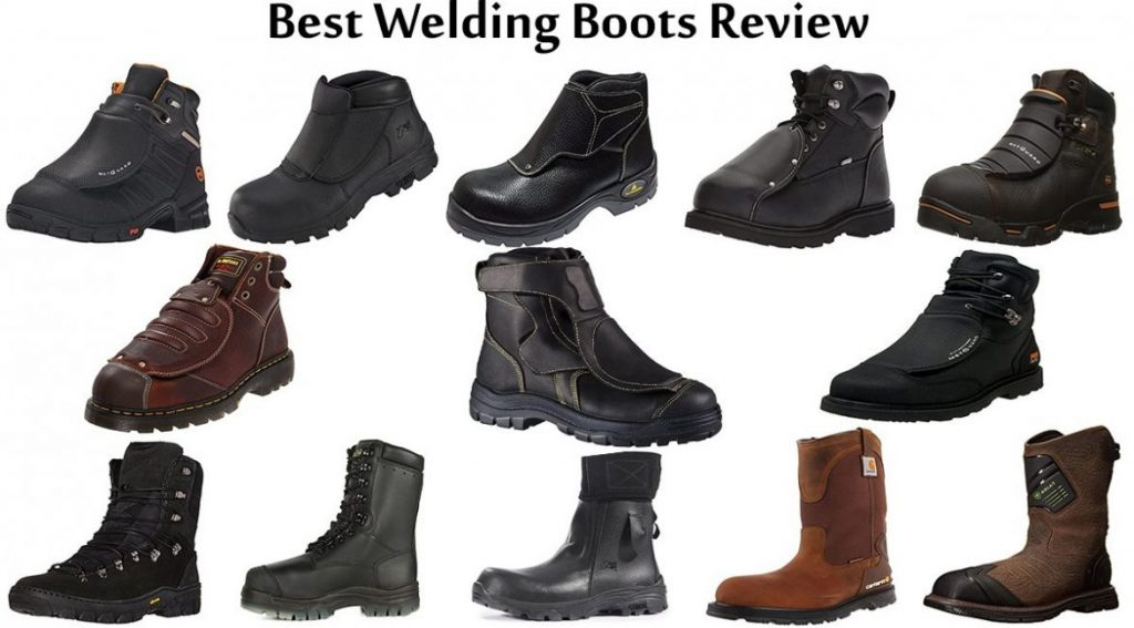 Best Welding Boots Welding Safety Work Boots Review