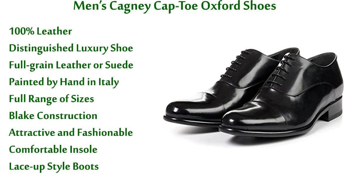 Men's-Cagney-Cap-Toe-Oxford-Shoes