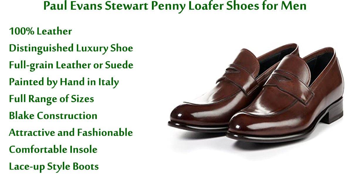 Paul-Evans-Stewart-Penny-Loafer-Shoes-for-Men