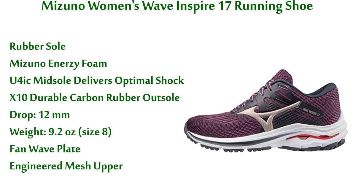 Mizuno-Women's-Wave-Inspire-17-Running-Shoe