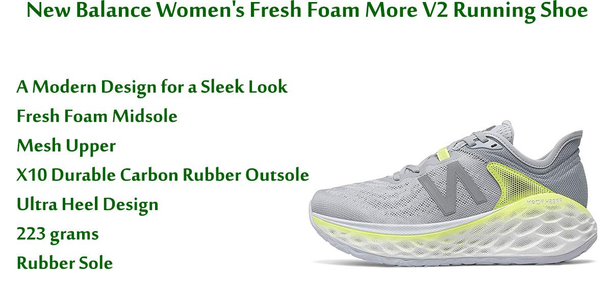 New-Balance-Women's-Fresh-Foam-More-V2-Running-Shoe
