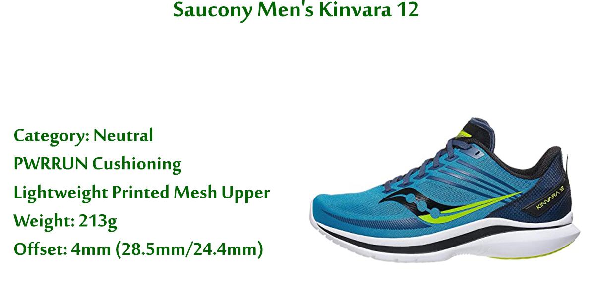 Saucony-Men's-Kinvara-12
