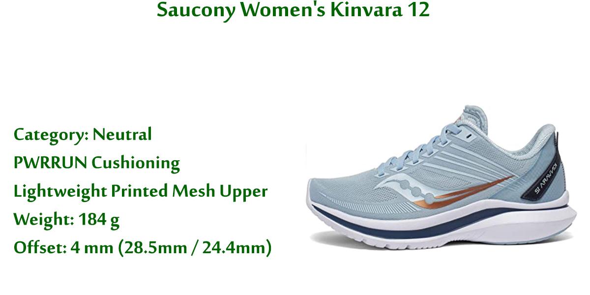 Saucony-Women's-Kinvara-12