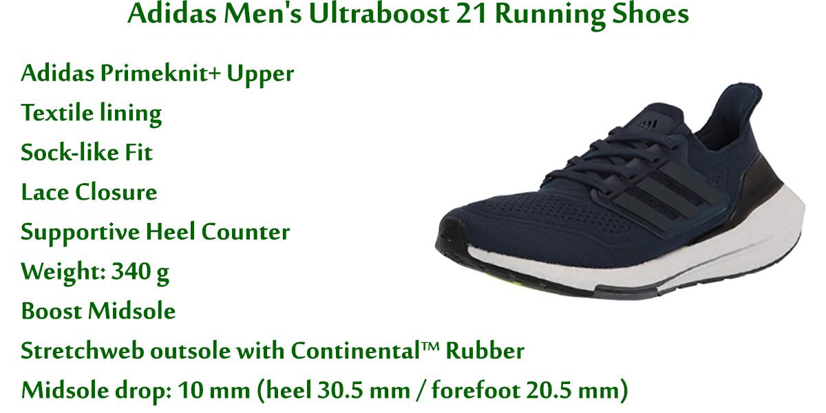 adidas-Men's-Ultraboost-21-Running-Shoes