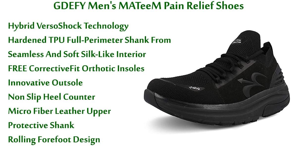 GDEFY-Men's-MATeeM-Pain-Relief-Shoes