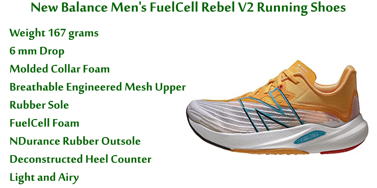 New-Balance-Men's-FuelCell-Rebel-V2-Running-Shoes