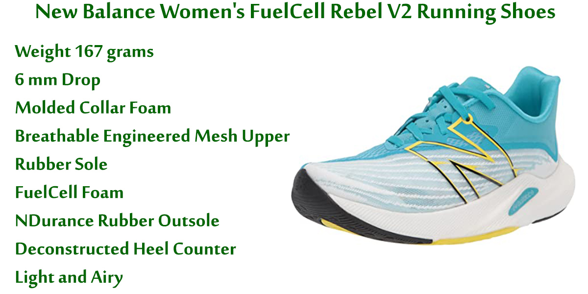 New-Balance-Women's-FuelCell-Rebel-V2-Running-Shoes