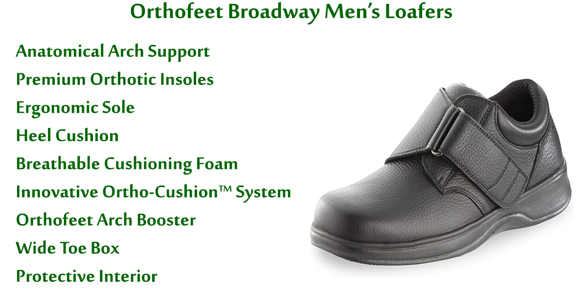 Orthofeet-Broadway-Men's-Loafers