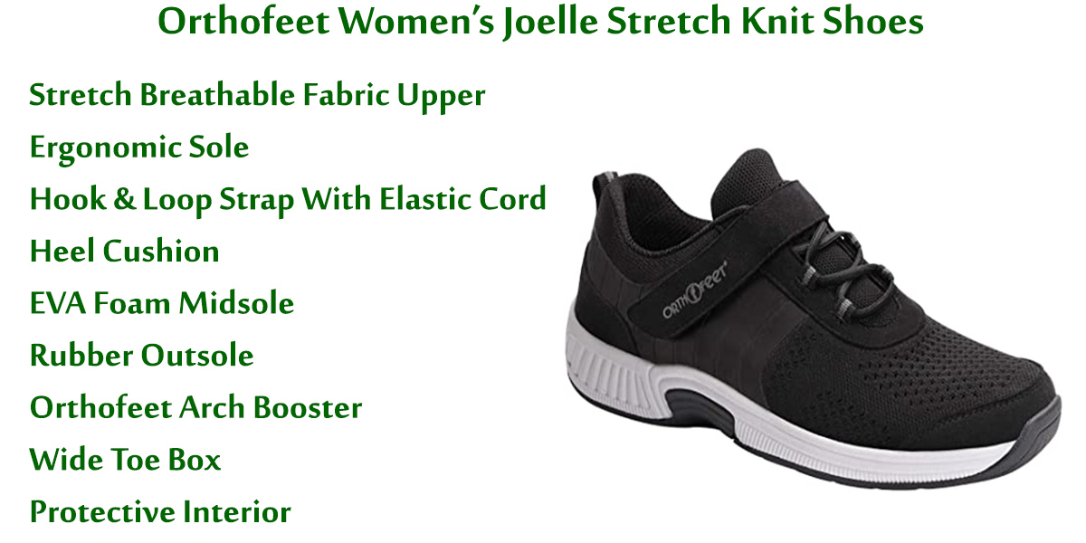 Orthofeet-Women's-Joelle-Stretch-Knit-Shoes