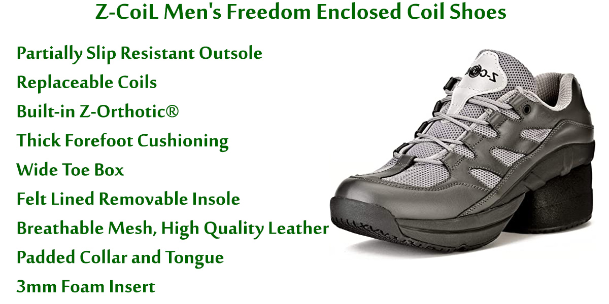 Z-CoiL-Men's-Freedom-Enclosed-Coil-Shoes
