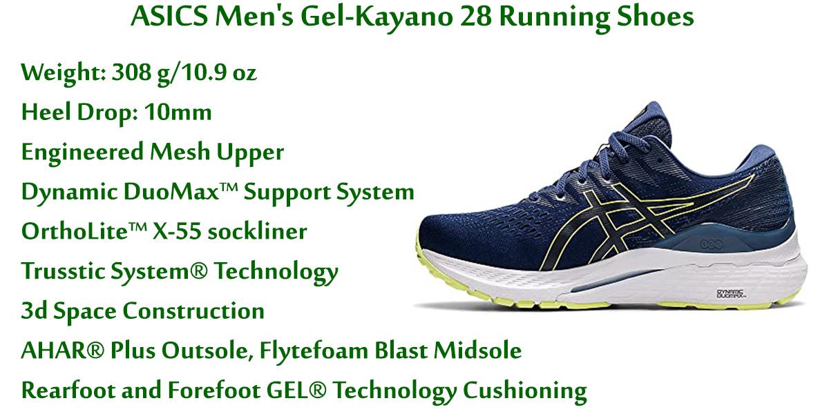 ASICS-Men's-Gel-Kayano-28-Running-Shoes