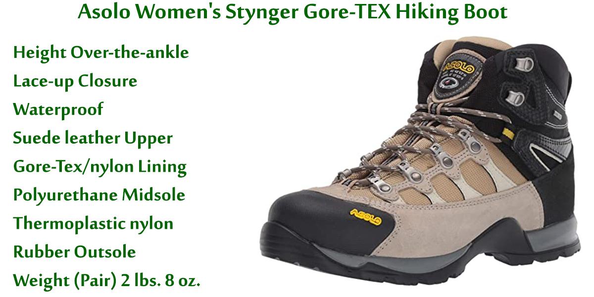 Asolo-Women's-Stynger-Gore-TEX-Hiking-Boot
